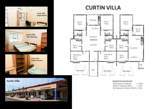 Curtin Villa