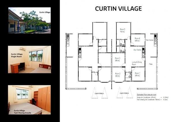 Curtin Village