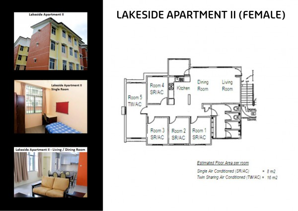Lakeside Apartment II